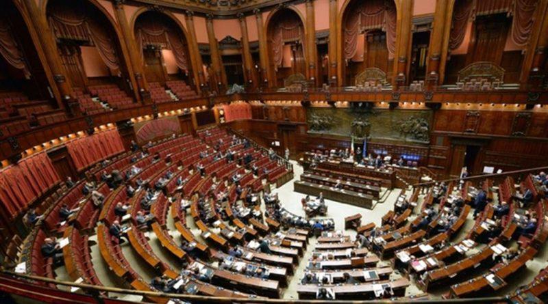 Una immagine della Camera dei Deputati