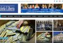 La veste grafica del nuovo sito di Società Libera. Più immagini, più contenuti multimediali, più accessibilità.