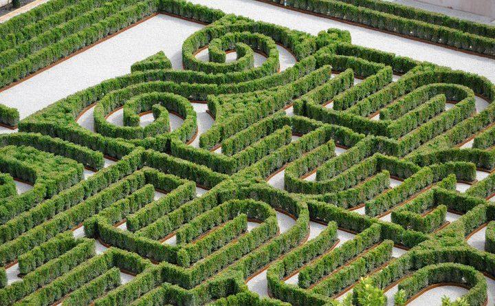 Un labirinto