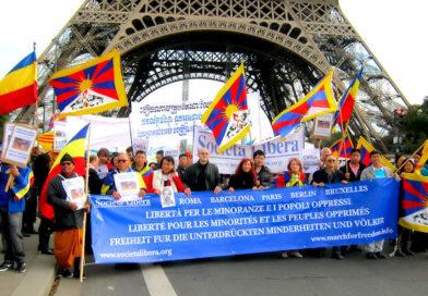 Marcia internazionale per la libertà delle minoranze e dei popoli oppressi