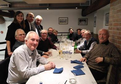 Cena di fine anno del gruppo romano di Società Libera