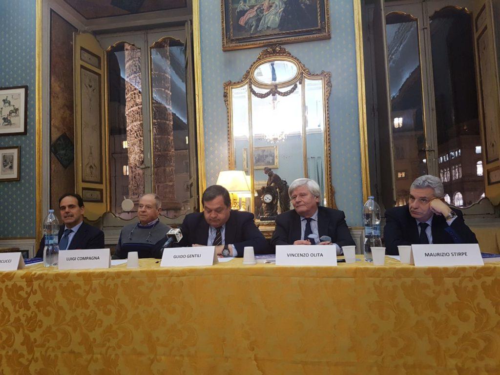 Roma, presentazione del volume Illusione della libertà certezza della solitudine, Roma, 23 gennaio 2019