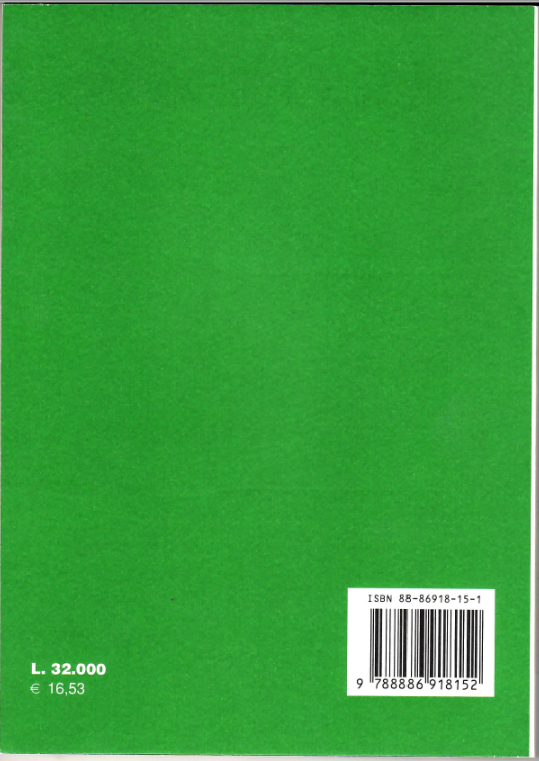 Il retro copertina del libro Il liberalismo del buon senso