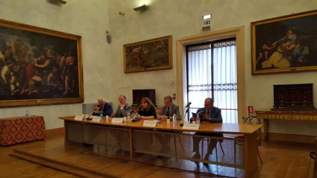 Roma, Milano, Decollatura, Napoli: presentazione del volume Nutrire il pianeta di Libertà - giugno 2016 - febbraio 2017