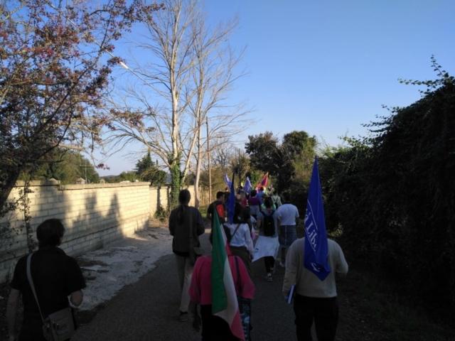 Campagnano di Roma, XI marcia internazionale per la libertà dei popoli e delle minoranze oppresse, 13 ottobre 2018