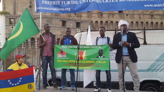 Roma, Parigi, Campagnano, X Marcia internazionale per la Libertà dei popoli e delle minoranze oppresse, 21 ottobre 2017