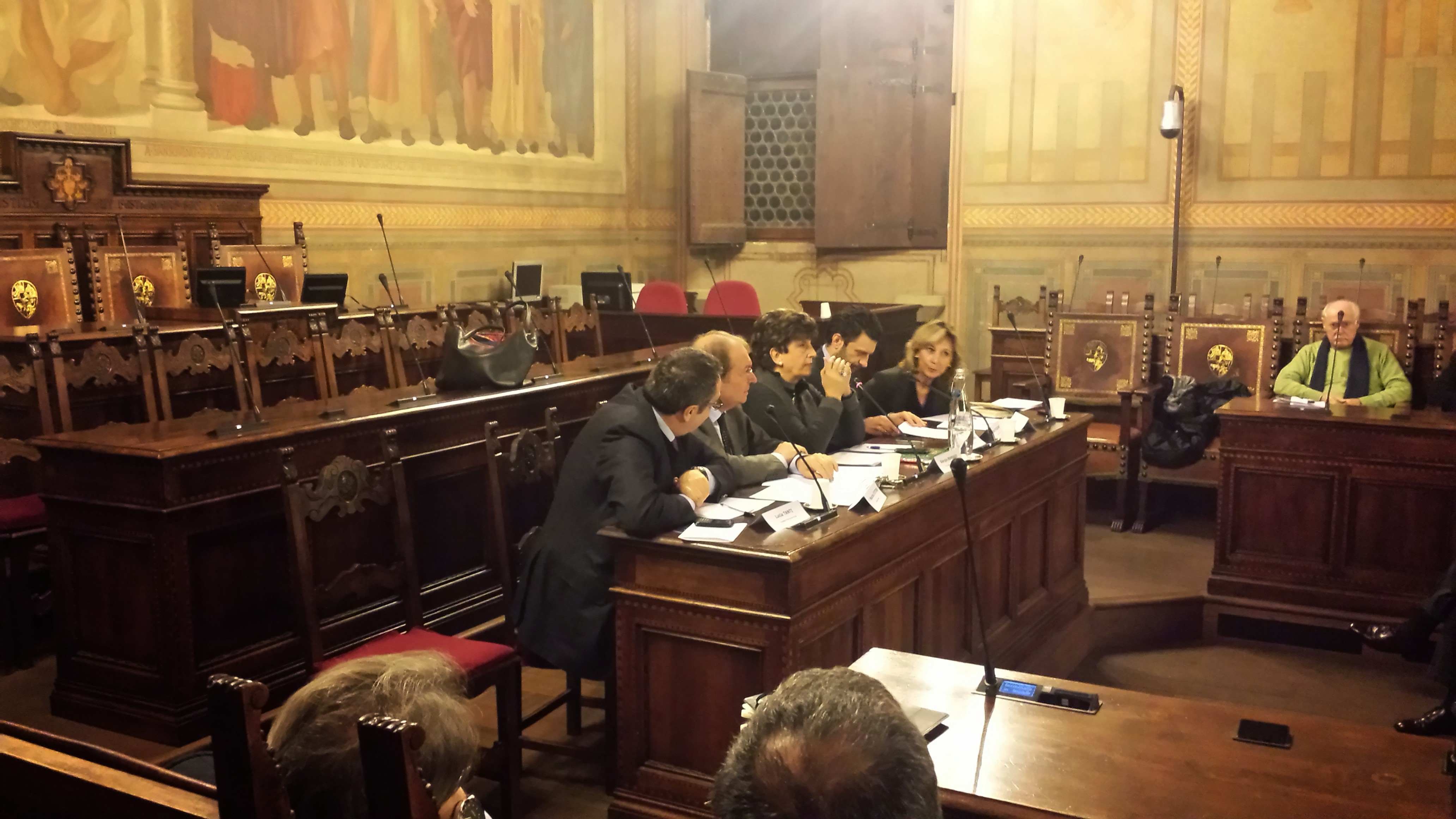 Arezzo, Convegno Scuola e selezione dei dirigenti scolastici, 29 novembre 2013