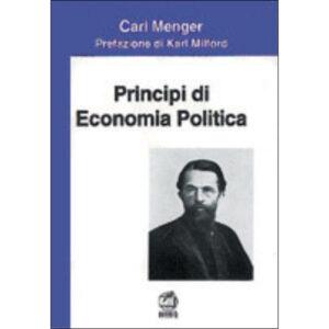 La copertina del libro Principi di economia politica