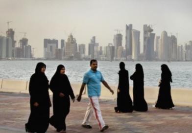 Un'immagine del Qatar
