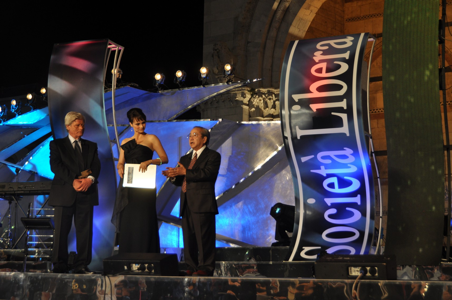 Lucca, IX Premio Internazionale alla Libertà, 24 giugno 2011
