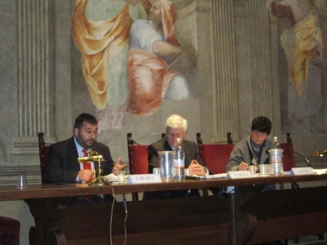 Roma, La passione per la Libertà - Colloquio fra organizzazioni liberali - 1° marzo 2014