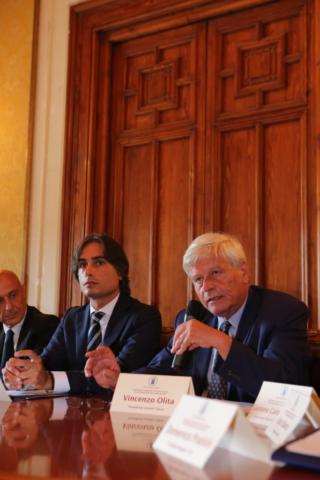 Reggio Calabria, Giornata in memoria di Luigi De Sena, 31 agosto 2016