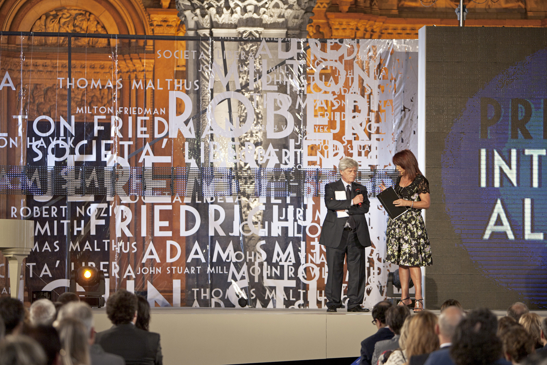 Lucca, VIII Premio Internazionale alla Libertà, 18 giugno 2010