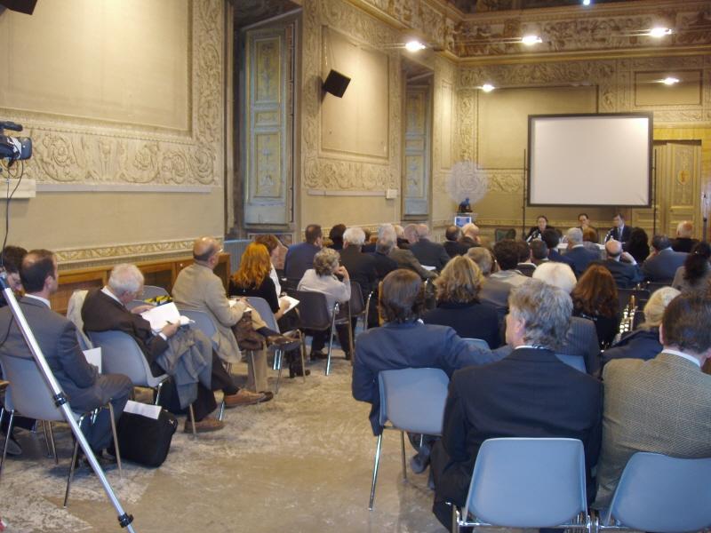 Roma e Milano, VIII Rapporto sul processo di liberalizzazione della società italiana, aprile e maggio 2010