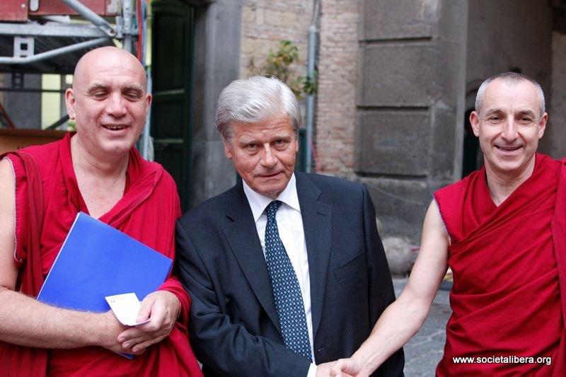 Napoli, VII Premio Internazionale alla Libertà, 6 luglio 2009