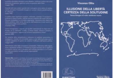 Le copertine del libro Illusione della libertà certezza della solitudine