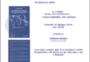 La locandina della presentazione a Salerno del volume Illusione della libertà, certezza della solitudine.