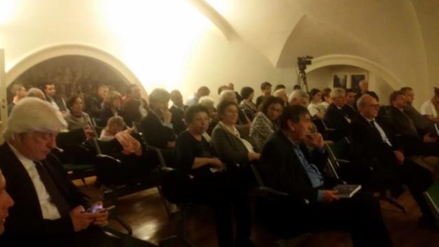 Milano - Presentazione del Volume Illusione della Libertà Certezza della Solitudine - 28 maggio 2019