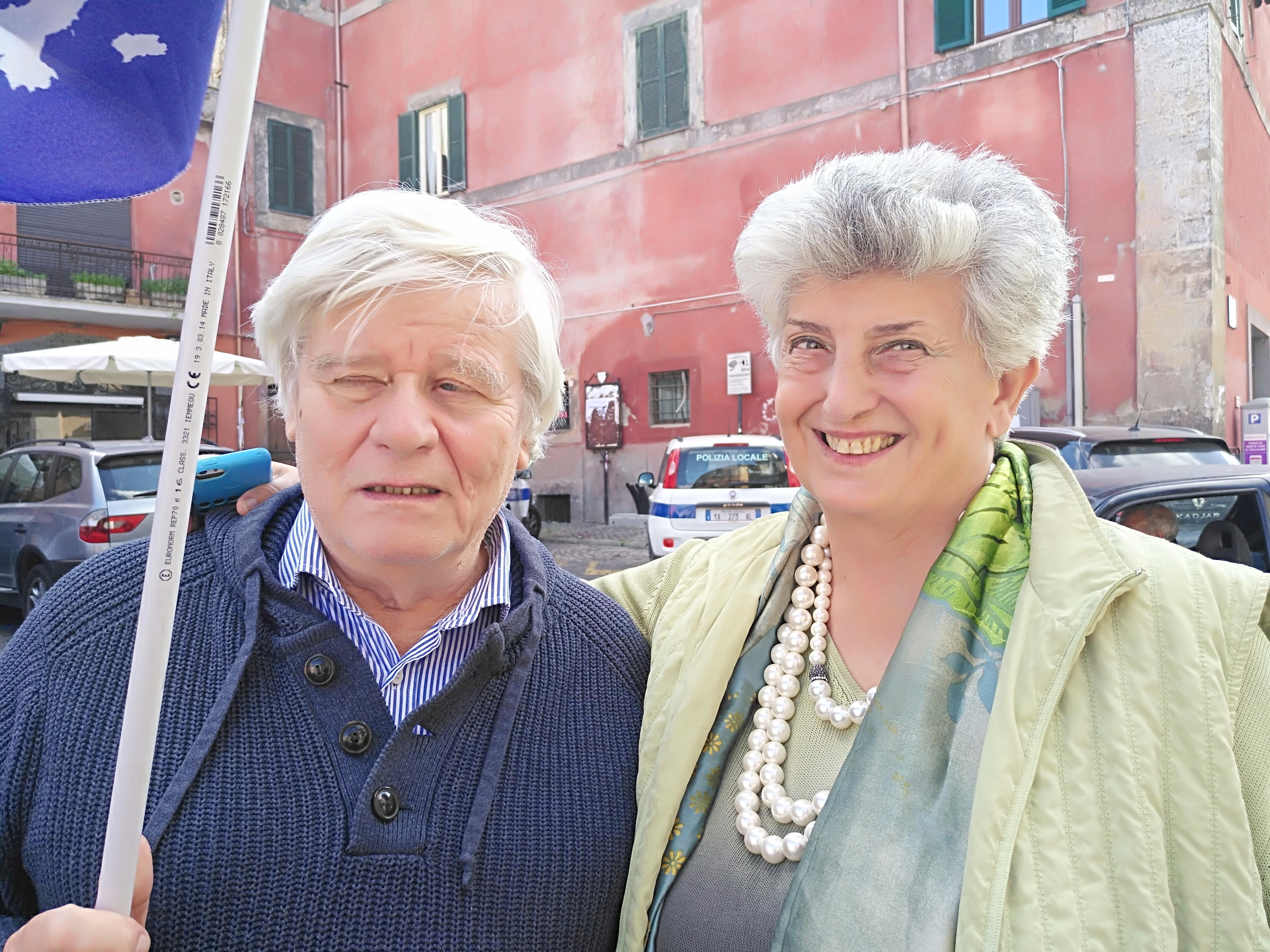 XII Marcia internazionale per la libertà dei popoli e delle minoranze oppresse, Campagnano di Roma, 12 ottobre 2019
