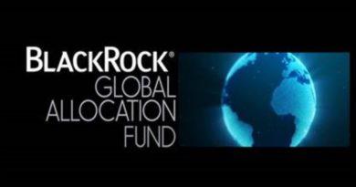 Il logo del fondo Blackrock