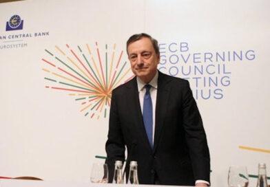 Mario Draghi, ex Presidente della BCE