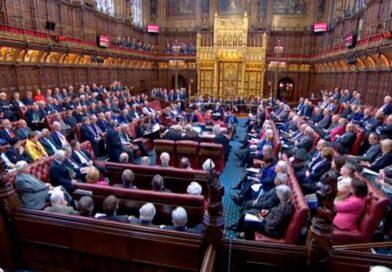 Camera dei Comuni - Londra