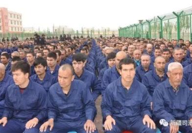 uiguri-Xinjiang - cina - detenutiin un campo